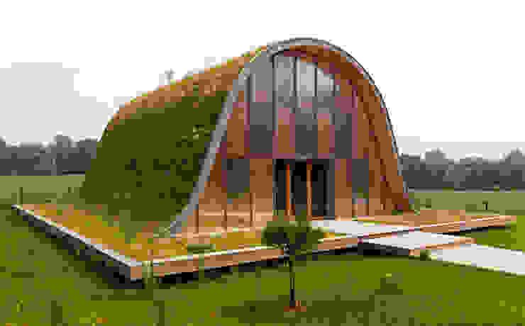 房子 by Patrick Nadeau, 現代風