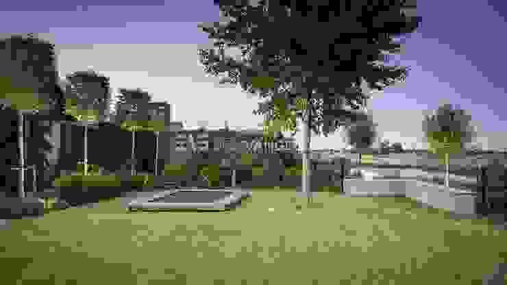 Moderne villatuin Middelburg Landelijke tuinen van ERIK VAN GELDER | Devoted to Garden Design Landelijk