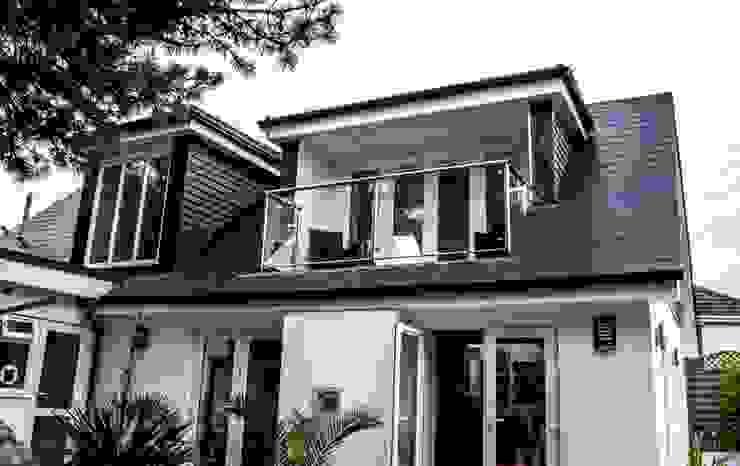 Projects, Extensions, Lofts Balcones y terrazas de estilo moderno de Xspace Moderno