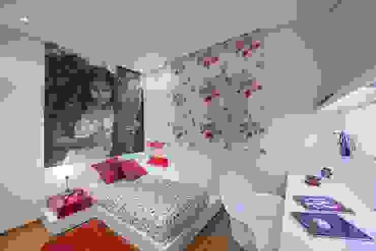 Casa em condomínio Quarto infantil moderno por Cristiano Carvalho Arquitetura e Design Moderno