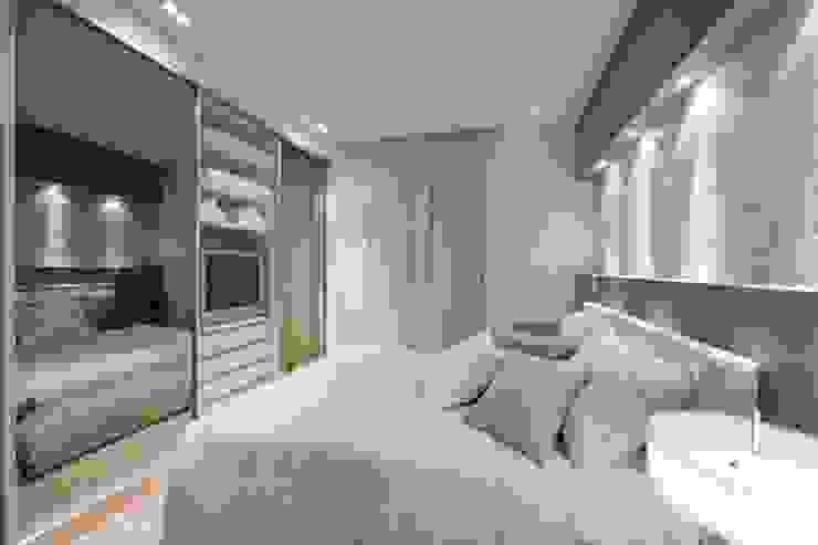 Casa em condomínio Quartos modernos por Cristiano Carvalho Arquitetura e Design Moderno