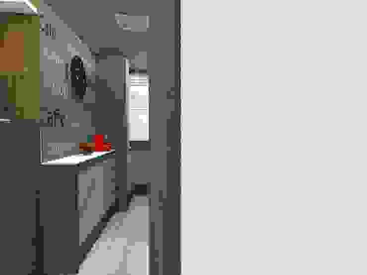 Cozinha por Cristiano Carvalho Arquitetura e Design