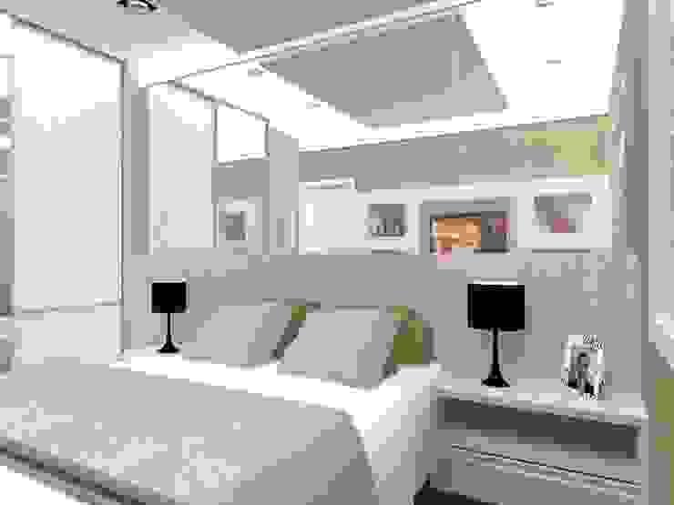 Dormitório por Cristiano Carvalho Arquitetura e Design