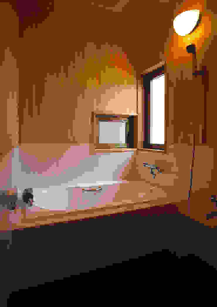 浴室 オリジナルスタイルの お風呂 の 八島建築設計室 オリジナル