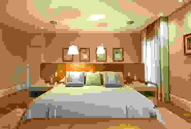 Dormitorios de estilo clásico de Prado Zogbi Tobar Clásico
