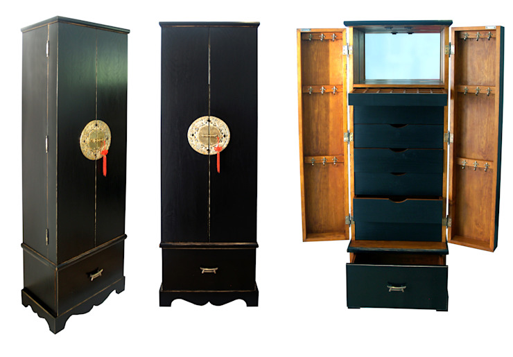 ESTUDIO DELIER Dressing roomWardrobes & drawers