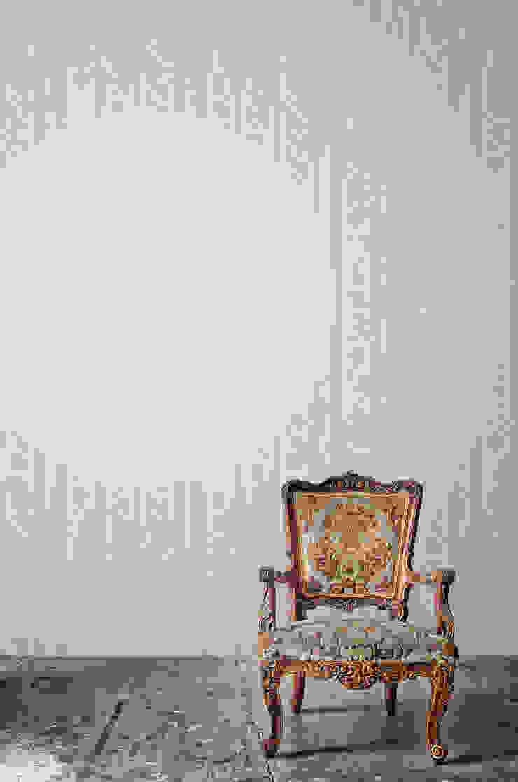 Zhivago wallpaper 'fog': modern  by NAT MAKS, Modern