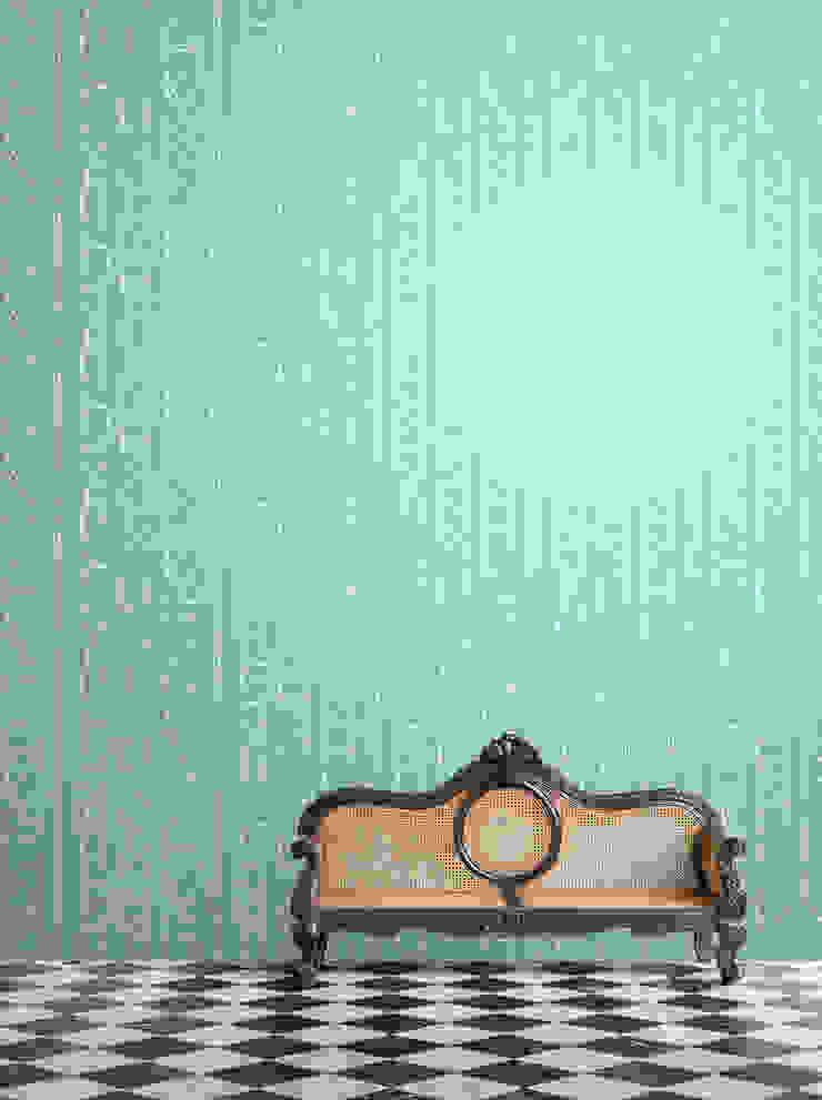Zhivago wallpaper 'leaf': modern  by NAT MAKS, Modern