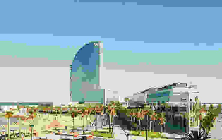 Desigual Headquarters Espacios de Ricardo Bofill Taller de Arquitectura