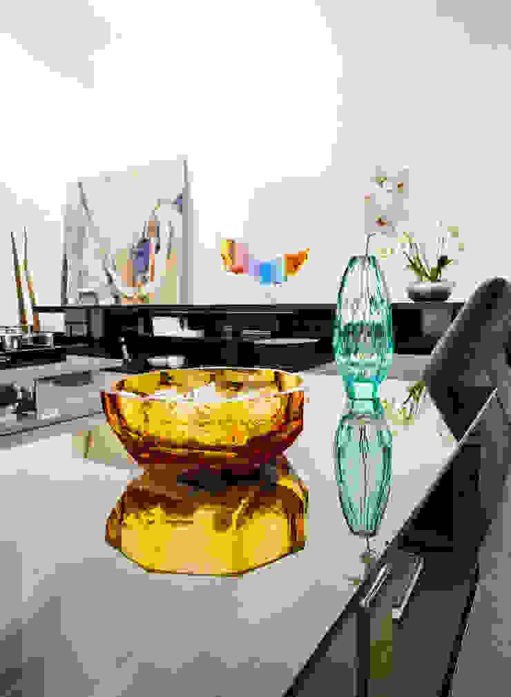 Sofistike – MOSER / Cubism serisi vazo ve kase: modern tarz , Modern