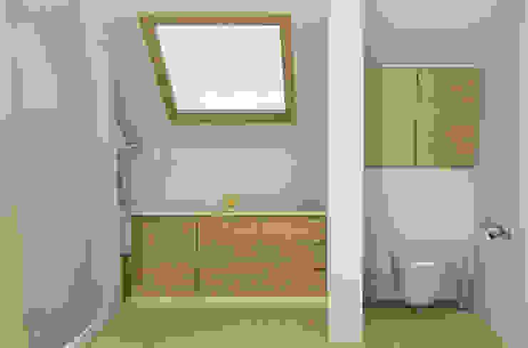 Badkamerkast 'Float' Scandinavische badkamers van AD MORE design Scandinavisch