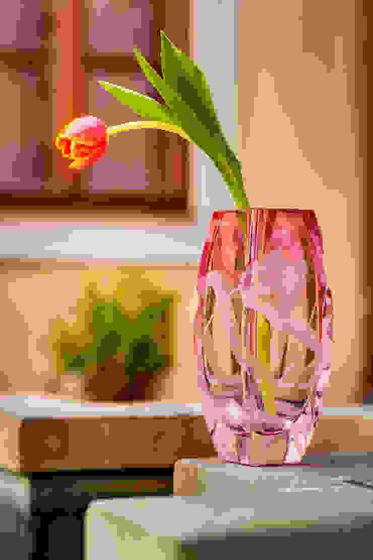 MOSER / Blossom vazo Sofistike Klasik