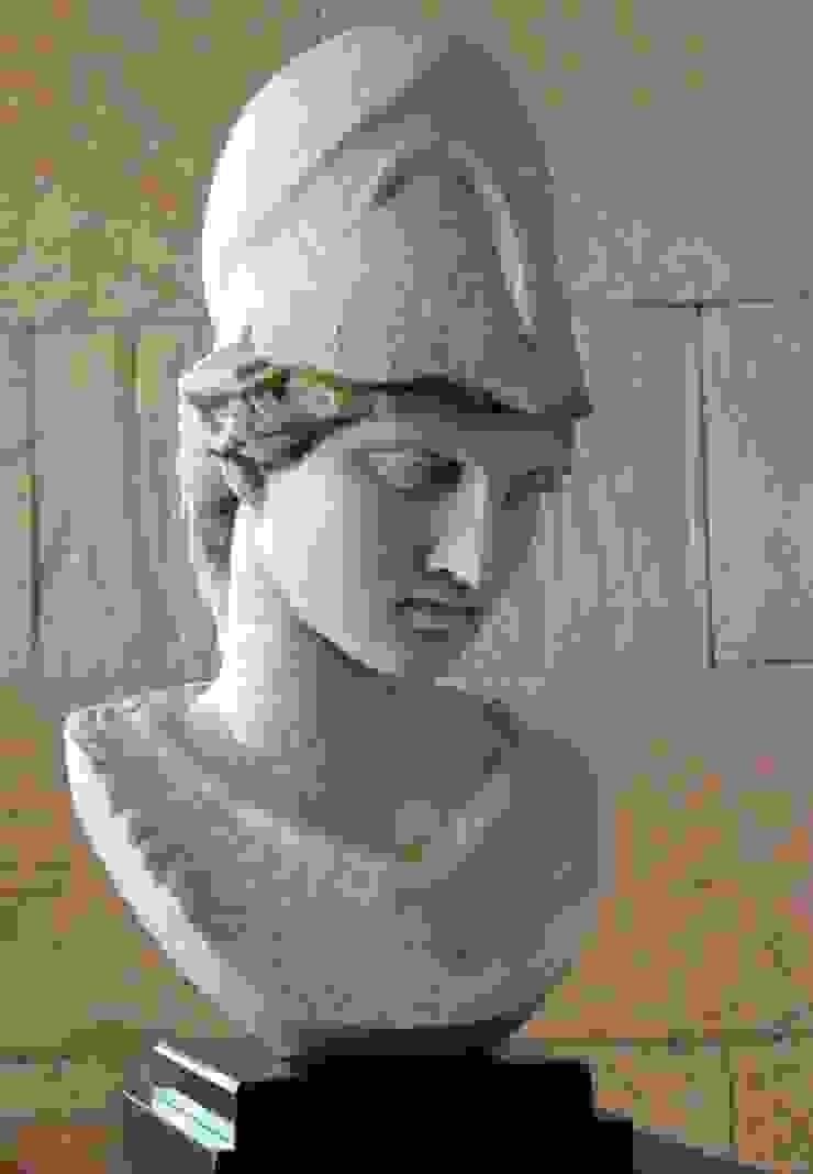 Busto de Atenea de Paco Escrivá Muebles