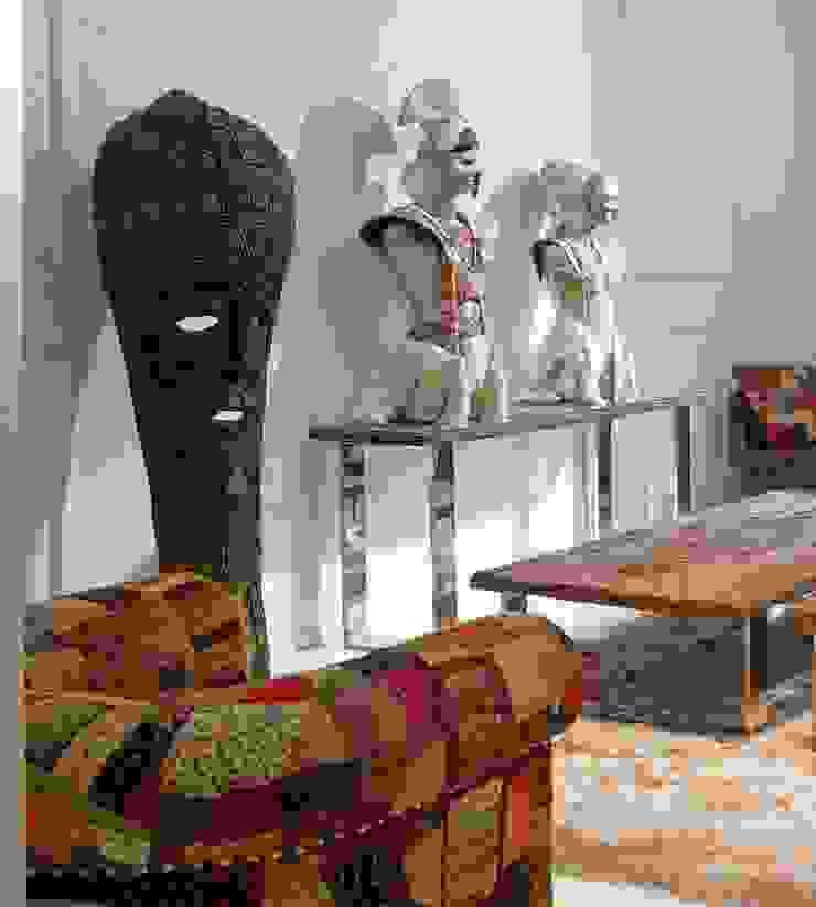 Escultura Rey y Reina Rah de Paco Escrivá Muebles