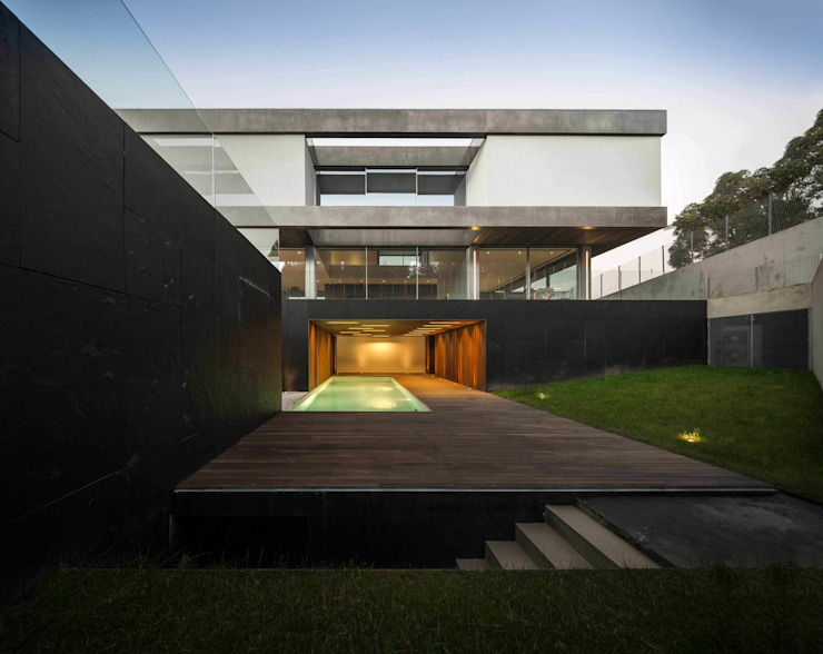 Casa BE Casas modernas por spaceworkers® Moderno