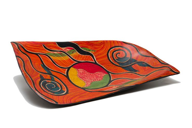 Mozambique Platter: modern  by From Africa, Modern