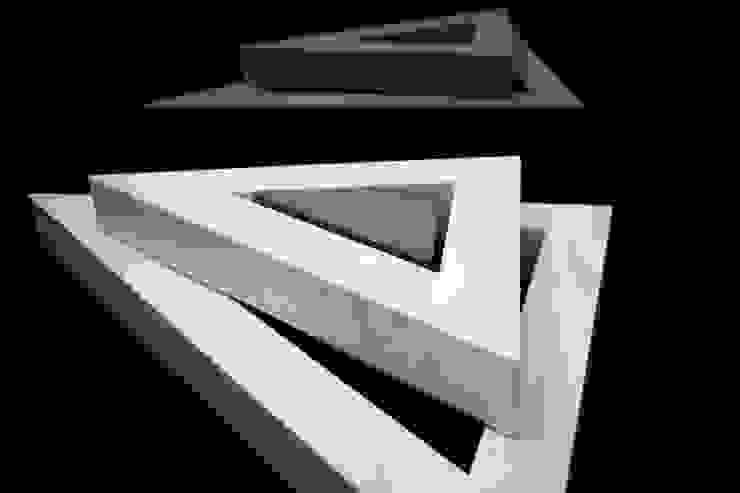 Triangle ii by One Tropy