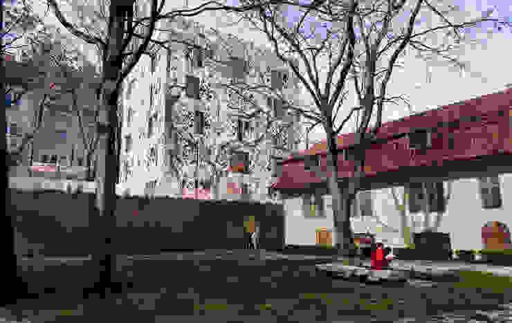 Obecni Dvur de Ricardo Bofill Taller de Arquitectura