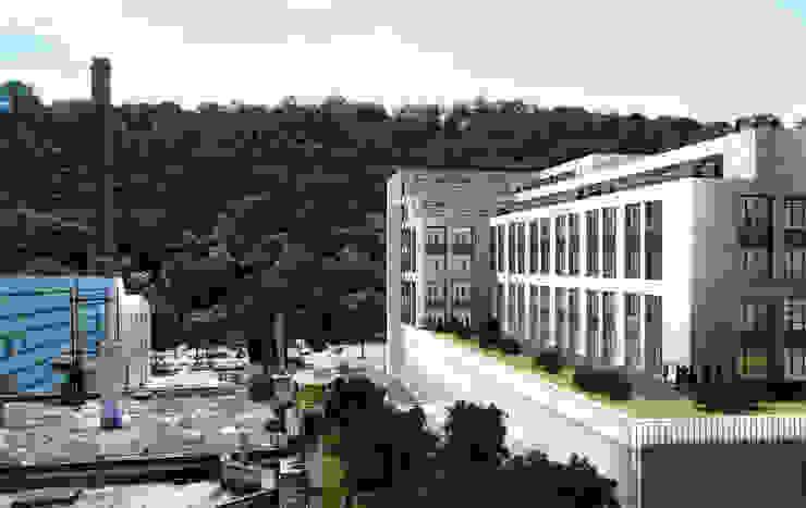 Karlin Hall de Ricardo Bofill Taller de Arquitectura