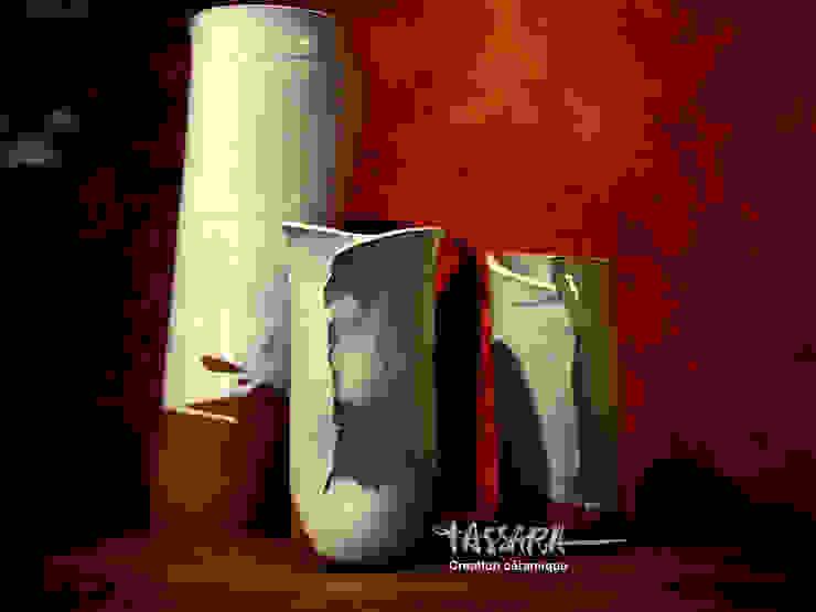 Tassara Céramiquesが手掛けたインテリアランドスケープ