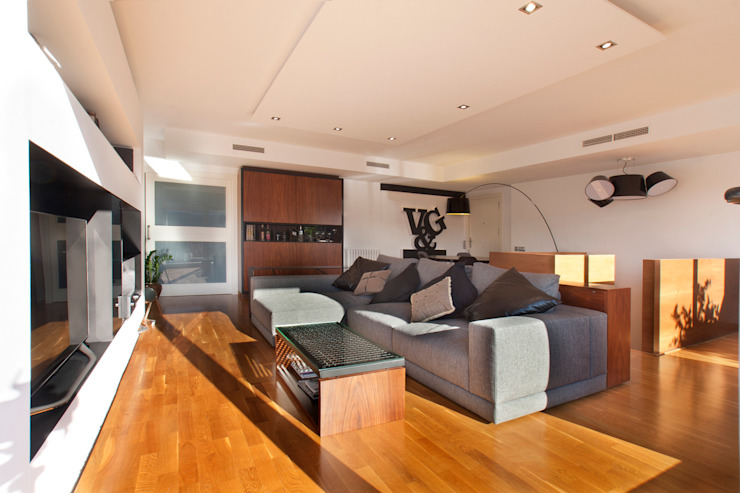 Modern living room by The Pont design Modern