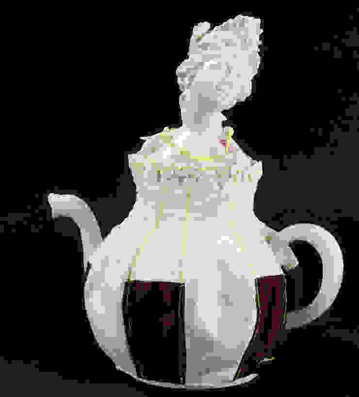 Four Seasons Teapot by Vessel Gallery