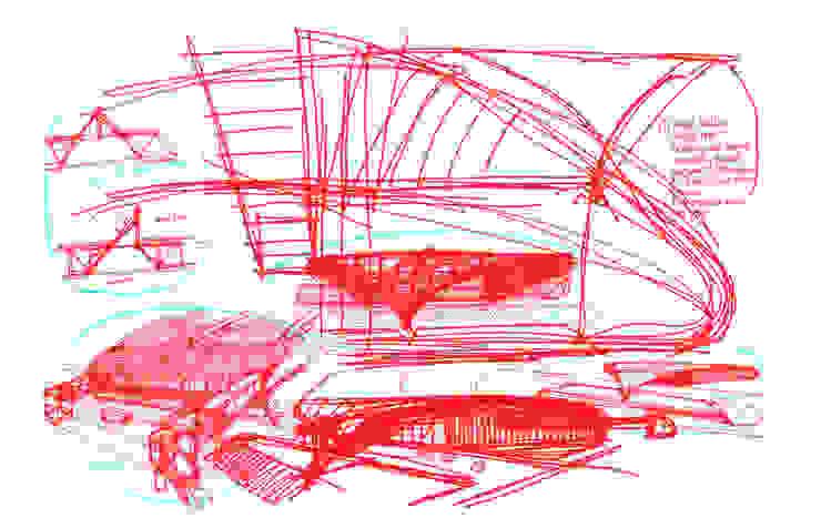 Perm Bolshoye Savino Airport New Terminal de Ricardo Bofill Taller de Arquitectura
