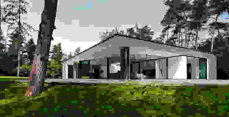 Casas modernas de 123DV Moderne Villa's Moderno