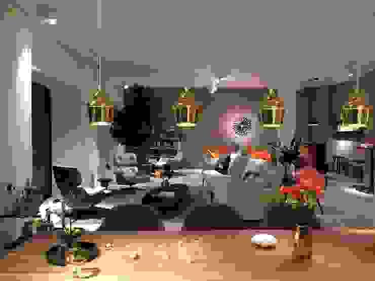 Espacio Vitra de Moises Showroom Moderno