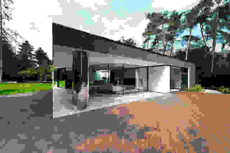 Terraços  por 123DV Moderne Villa's, Moderno