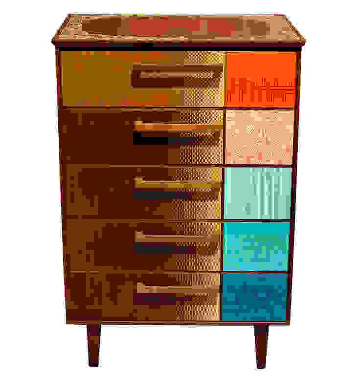 Zoe Murphy- Margate drawers: eclectic  by Zoe Murphy, Eclectic