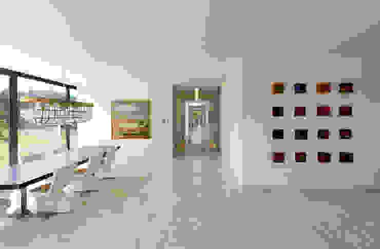 Murs de style  par 123DV Moderne Villa's, Moderne