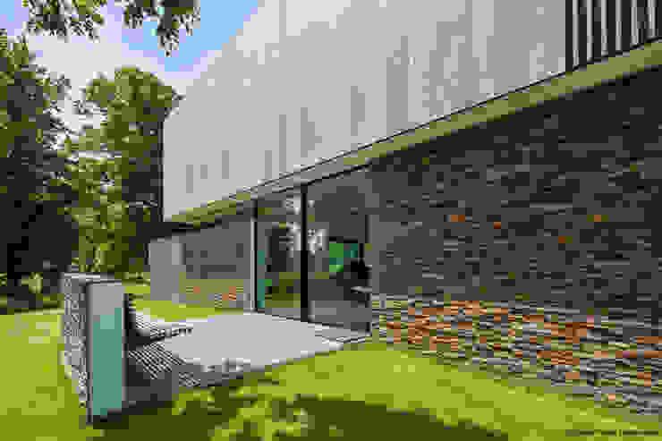 Modern terrace by 123DV Moderne Villa's Modern
