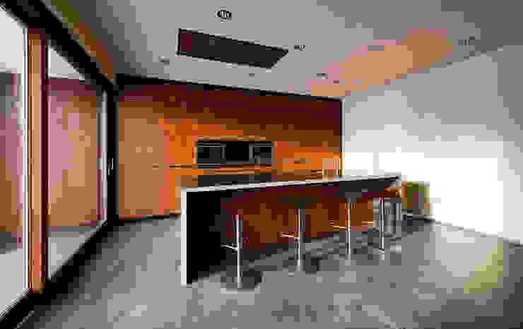 Villa Dalí Moderne keukens van 123DV Moderne Villa's Modern