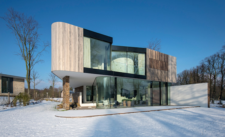 Rumah oleh 123DV Moderne Villa's