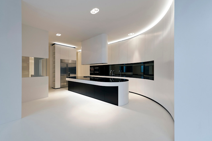 Modern kitchen by 123DV Moderne Villa's Modern