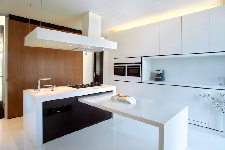 Kitchen by 123DV Moderne Villa's, Modern
