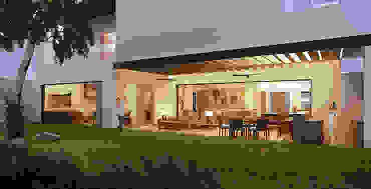 Terraza Social de Eugenio Adame Arquitectos