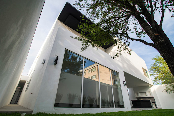 Detalle exterior de Eugenio Adame Arquitectos