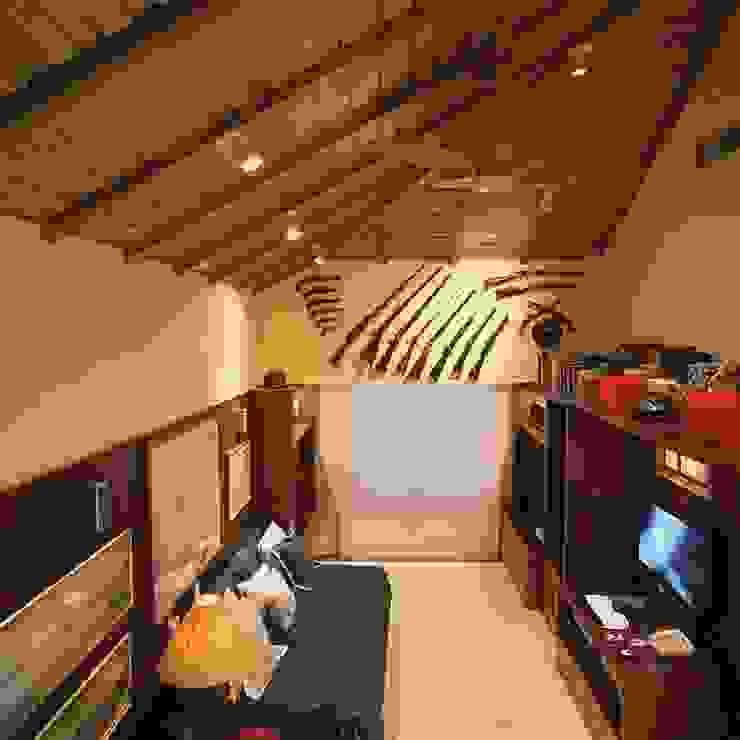 Dormitório do Jovem Cristina Amaral Arquitetura e Interiores Quartos rústicos