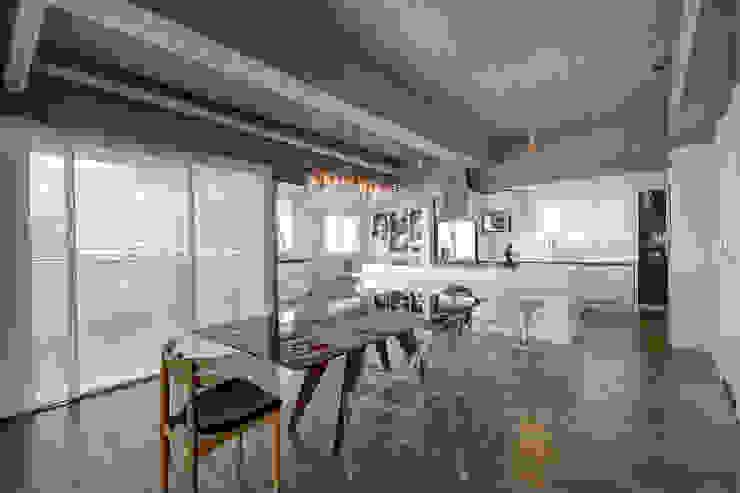 Apartamento Campo Belo - 374m2 Salas de jantar modernas por Viviane Dinamarco Design de Interiores Moderno
