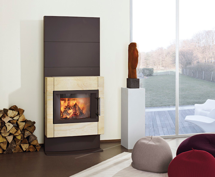 Ofenstudio Hanisch Living roomFireplaces & accessories