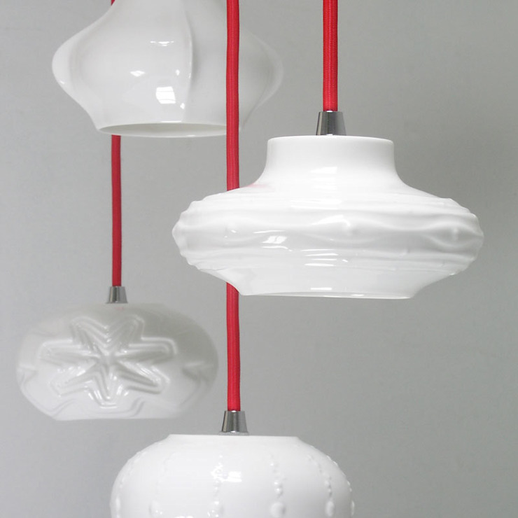Small Pendant Cluster by Bromley & Bromley