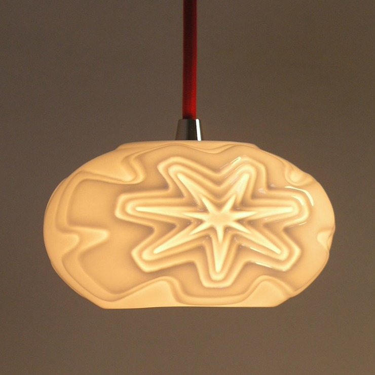 Star Small Pendant by Bromley & Bromley
