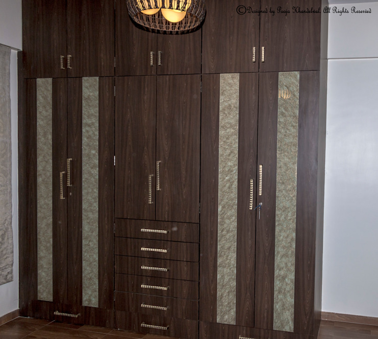 Residence -5 Modern houses by Instinct Designs Modern