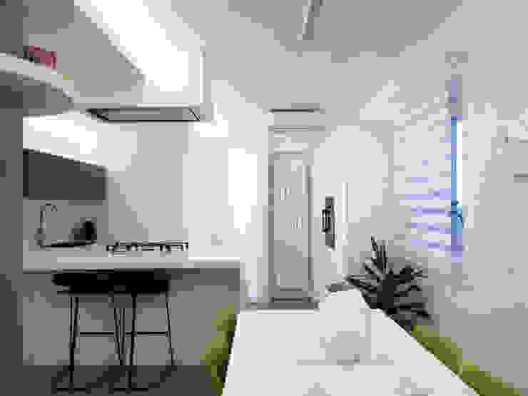 Casa BT Cucina moderna di Laboratorio di Progettazione Claudio Criscione Design Moderno