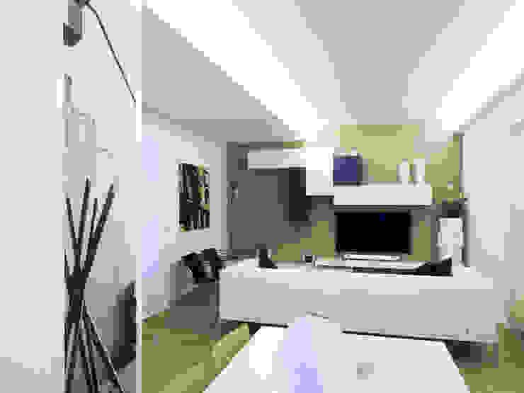 모던스타일 거실 by Laboratorio di Progettazione Claudio Criscione Design 모던