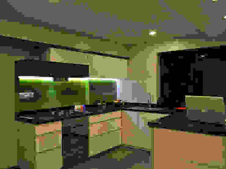 s k designs Modern kitchen by S K Designs Modern