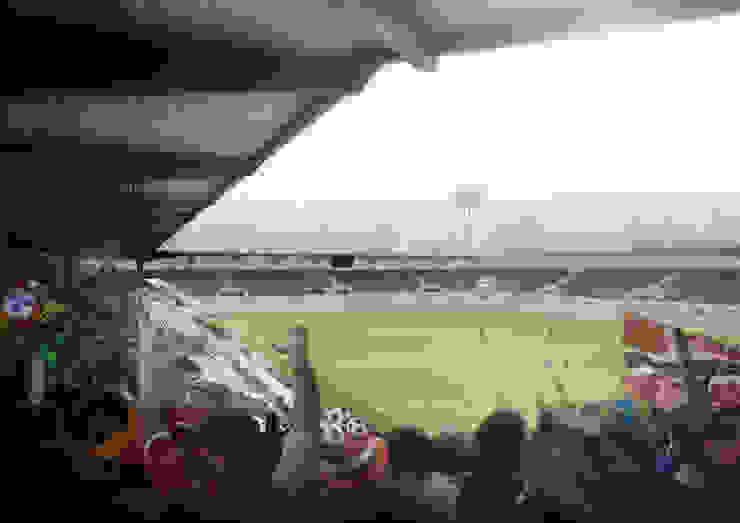 5 Prototipos de estadio en Libia. 10K de Javier Garcia Alda arquitecto