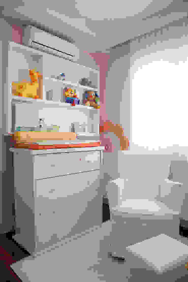 Tikkanen arquitetura Çocuk OdasıElbise Dolabı & Komodinler
